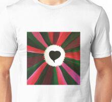 Centered Heart Unisex T-Shirt
