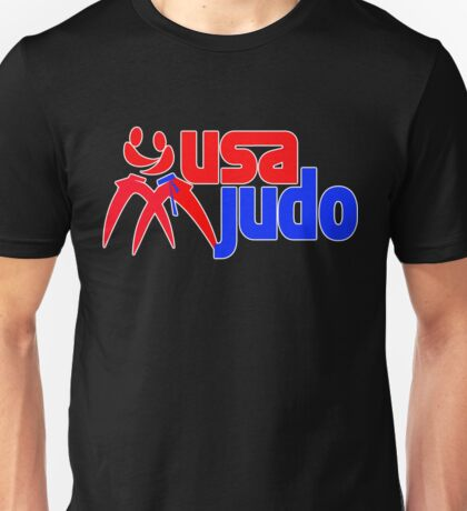 Team USA - Judo Unisex T-Shirt