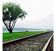Railroads Photographic Print