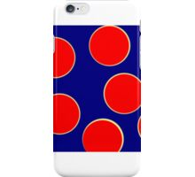 Rondes  iPhone Case/Skin
