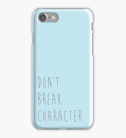The Killers - Be Still iPhone Case/Skin