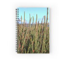 Coastal Saltmarsh Spiral Notebook