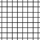 Tumblr Grid Pattern by holliesapparel