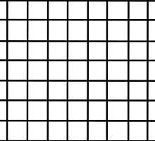 Tumblr Grid Pattern by holliesapparel