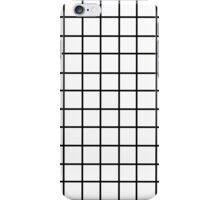 Tumblr Grid Pattern iPhone Case/Skin