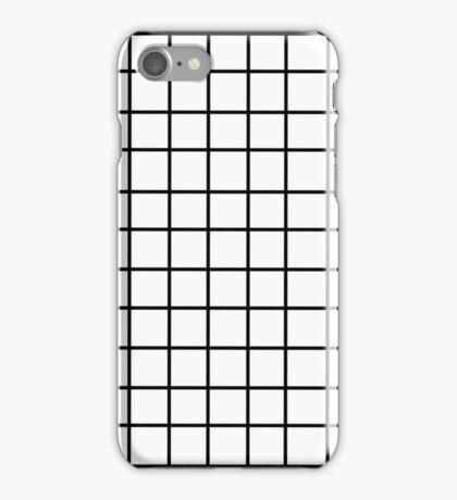 Tumblr Grid Pattern iPhone Case/Skin