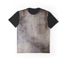 Untitled (Aged Cement Wall) Graphic T-Shirt