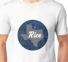 Rice University Circle Unisex T-Shirt