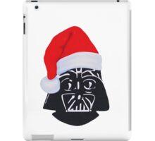 Star Wars Christmas - Darth Vader iPad Case/Skin