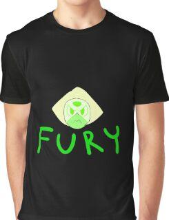Fury - Peridot Graphic T-Shirt
