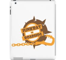 Junkrat & Roadhog iPad Case/Skin