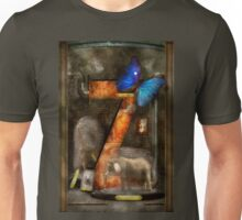 Steampunk - Alphabet - Z is for Zoology Unisex T-Shirt