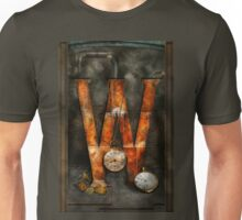 Steampunk - Alphabet - W is for Watches Unisex T-Shirt