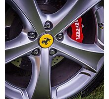 Ferrari  Photographic Print