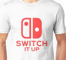 Switch It Up (Inverted) Unisex T-Shirt