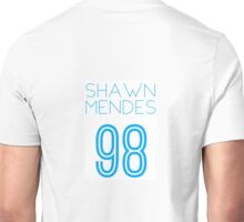 Shawn Mendes 98 Unisex T-Shirt