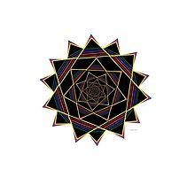 Star 6CC by mandalafractal