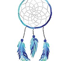 Dreamcatcher by Heather Clauson