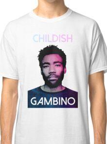 Childish Gambino - Portrait Classic T-Shirt