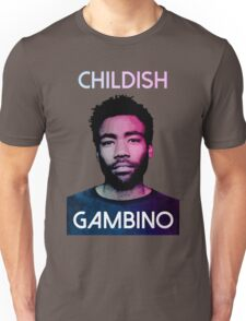 Childish Gambino - Portrait Unisex T-Shirt