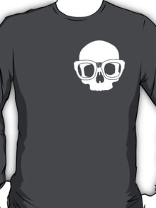 Inner Geek One Color Logo (White) T-Shirt