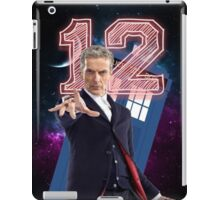 Doctor 12th iPad Case/Skin