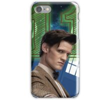 Doctor 11th T-Shirt iPhone Case/Skin