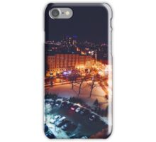Nighttime Milwaukee iPhone Case/Skin