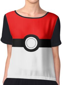 Poké ball GO! Chiffon Top