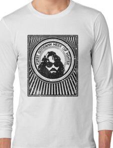 R J MacReady - The Thing Long Sleeve T-Shirt