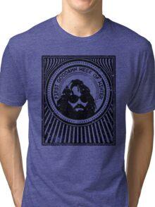 R J MacReady - The Thing Tri-blend T-Shirt