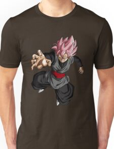 Super Saiyan Rose Goku Black Unisex T-Shirt