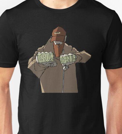 Thug Jesus Knuckle Sangwich Unisex T-Shirt