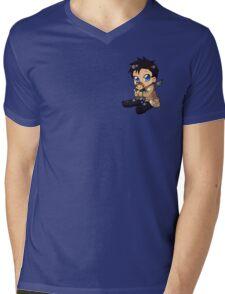 Baby Castiel - Supernatural Mens V-Neck T-Shirt