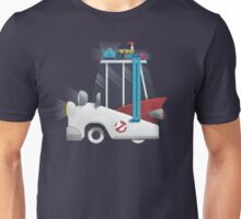 Ghostbusters Ecto 1 Unisex T-Shirt