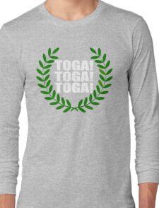 Toga! Toga! Toga! Animal House Long Sleeve T-Shirt
