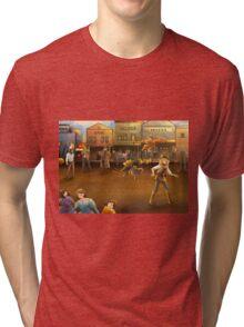 The Shootout Tri-blend T-Shirt
