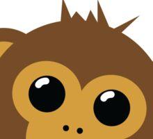 Monkitect the Monkey Sticker