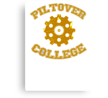 Piltover College Canvas Print