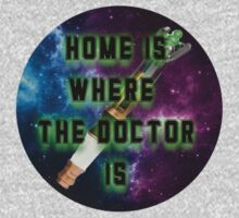 Home Is Where The Doctor Is by thescudders