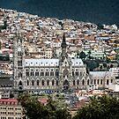 Basílica del Voto Nacional - Quito Ecuador by Yukondick