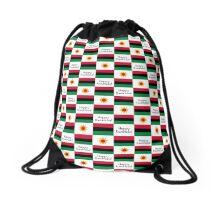 Happy Kwanzaa  Drawstring Bag