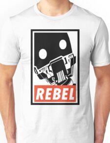 REBEL Unisex T-Shirt