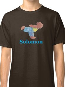 Solomon with Grizzly Yoga Bear Classic T-Shirt