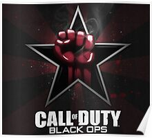 call of duty black ops edition Poster