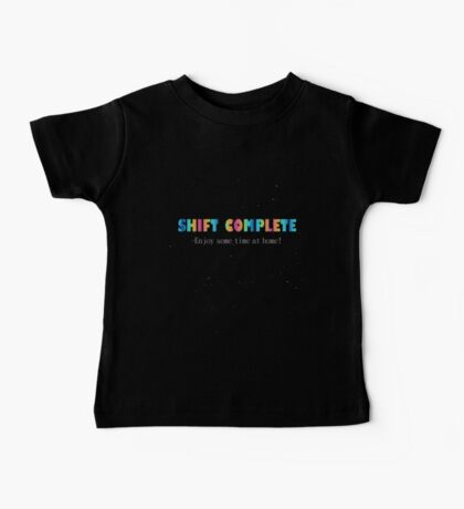 Five Nights at Freddy's Sister Location - Shift Complete Baby Tee