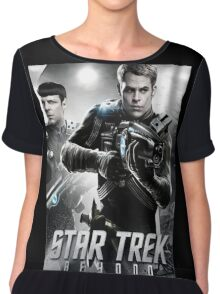 STAR TREK Chiffon Top