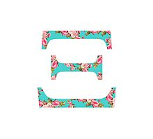 Xi Rose Letter Photographic Print