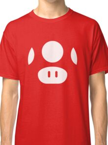 Super Mario Mushrooms Classic T-Shirt