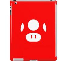 Super Mario Mushrooms iPad Case/Skin